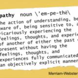 3. Wat empathie is en hoe je het kunt krijgen